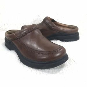 Ariat Mules Clogs Leather Size 7.5